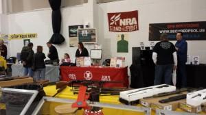 Local gun show